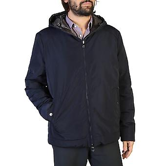 Geox Original Men Fall/Winter Jacket - Blue Color 37703