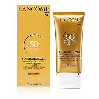 Lancome Soleil Bronzer Smoothing Protective Cream (sun Bb Cream) Spf50 - 50ml/1.69oz