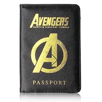 RFID Protection-Passport cover Marvel Avengers