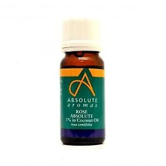 Absolute Aromas - Rose Absolute Oil 2ml