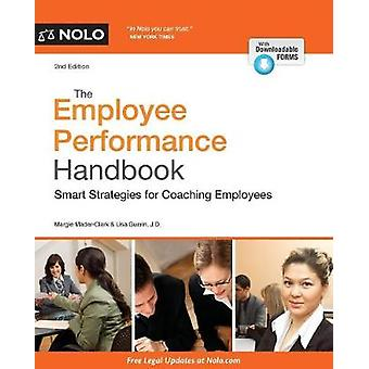 Employee Performance Handbook The Smart Strategies for Coaching Employees by Mader Clark & Margaret