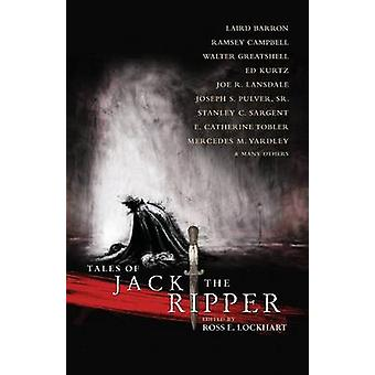 Tales of Jack the Ripper by Barron & Laird