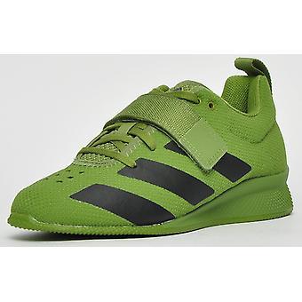 Adidas Adipower Weightlifting II Green / Black
