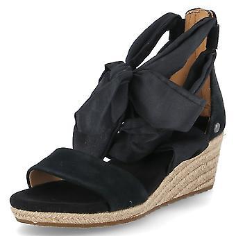 UGG Trina 1099693BLKTRINABLACK universell sommer kvinner sko