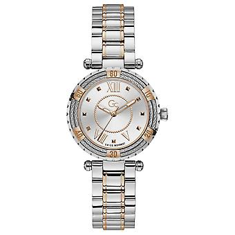 Gc Guess Collection Y41003l1mf Lady Diver Cabel Women's Watch 34 Mm