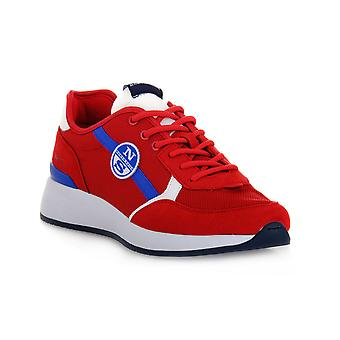 North sails royal red first sneakers fashion