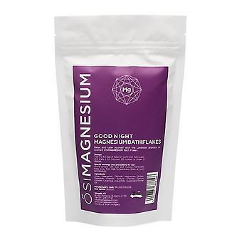 OSI Magnesium Good Night Bath Flakes 1kg (OSI0023)
