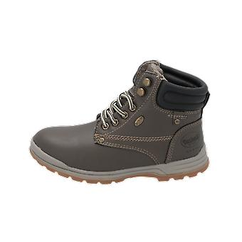 Dockers by Gerli 37WA703 Kids Boys Boots Green Lace-Up Boots Winter