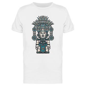 Indians Maya Idol Tee Men's -Kuva Shutterstock