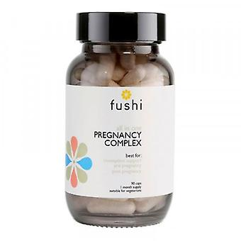 Fushi Wellbeing All in One Pregnancy Complex Veg Caps 90 (F0021211)