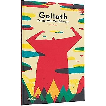 Goliath - The Boy Who Was Different by Little Gestalten - 978389955826