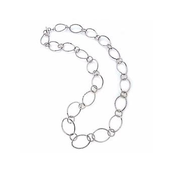 ZOPPINI Stainless Oval Necklace