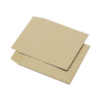 Pukka Post Manilla Wage Envelopes 102x108mm (Pack Of 50)