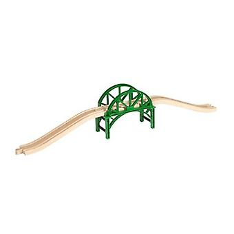 BRIO Stackable Bridge 33885 Wooden Railway Accessory