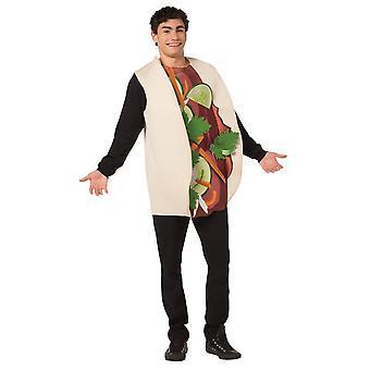 Fläsk Bao vuxen kostym