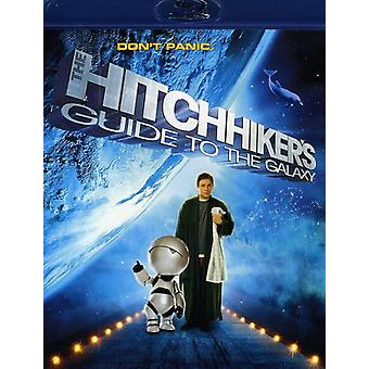 The Hitchhiker's Guide to the Galaxy [Blu-ray] [BLU-RAY] USA import