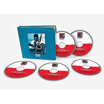 Coltrane 58: Prestige Recordings [CD] USA import