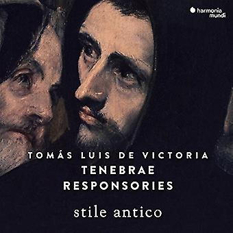 Stile Antico - Victoria: Tenebrae Responsories [CD] USA import