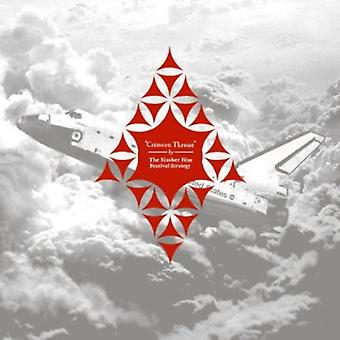 Slasher Film Festival Strategy - Crimson Throne [CD] USA import