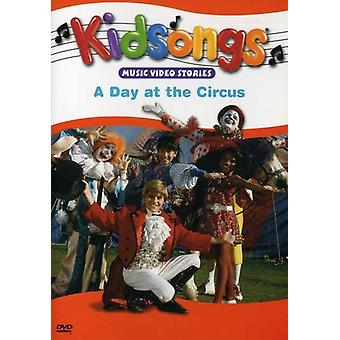 Kidsongs - Day at the Circus [DVD] USA import