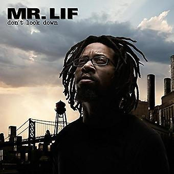 Mr. Lif - Don't Look Down [Vinyl] USA import