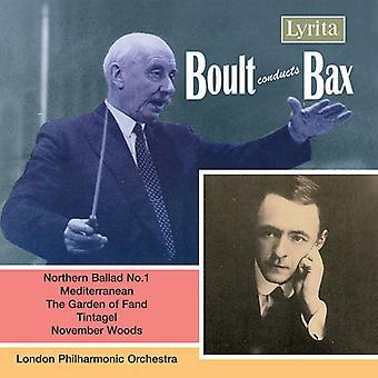 A. Bax - Boult Conducts Bax [CD] USA import