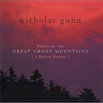 Nicholas Gunn - Through the Great Smoky Mountains [CD] USA import