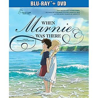When Marnie Was There [Blu-ray] USA import