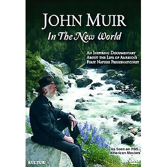 John Muir in the New World [DVD] USA import