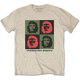 Che Guevara Blocks Official Tee T-Shirt Mens Unisex