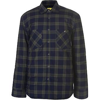 Dunlop Flannel Skjorta Herr