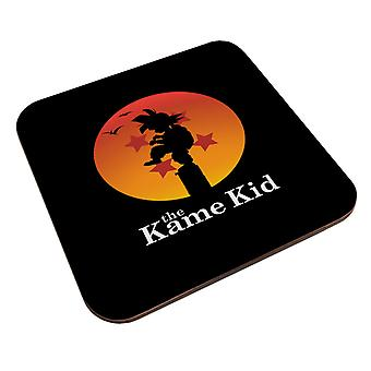 The Kame Kid Dragon Ball Karate Coaster