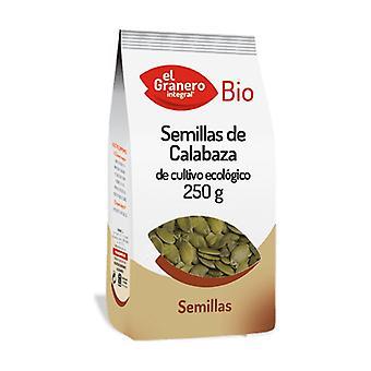 Biologische pompoenpitten 250 g