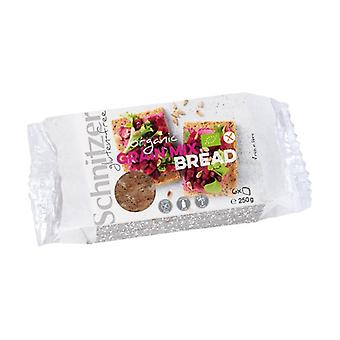 Grain Mix gluten free rice fermented bread 250 g