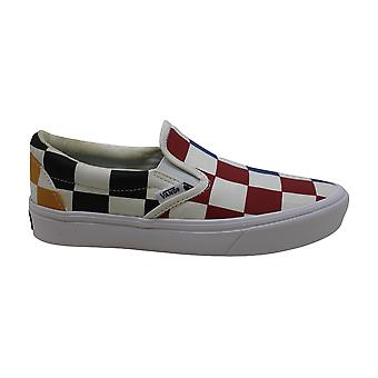 Vans Mens Comfycush Closed Toe Boat Shoes