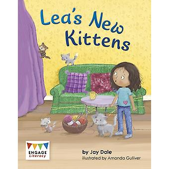 Leas New Kittens by Dale & Jay