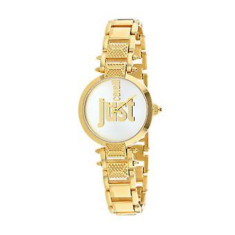 JC1L076M0095, Just Cavalli Women's Just Mio - Silver - Reloj de cuarzo