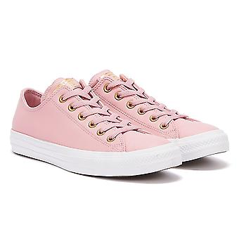 Converse All Star Ox Naisten Lotus Pink Trainers