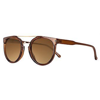 Sonnenbrille Damen    Kat.3 braun (AMU19210 D)