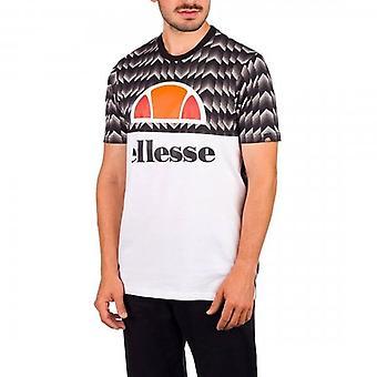 T-shirt Ellesse Arbatex Noir/Blanc