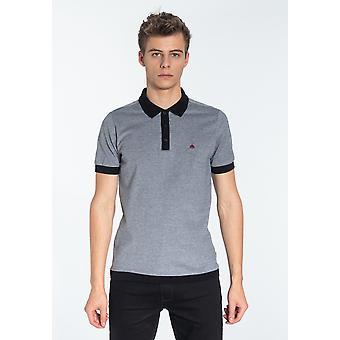 Merc CORK, Men's Cotton Pique Oxford Polo Shirt