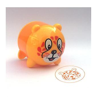 Cartoon Animals Stamps Toy, Kids Seal For Scrapbooking Stamper