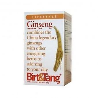 Birt & Tang - Ginseng Herb Tea