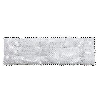 Country Club Bench Cushion 30 x 110cm, Diamond