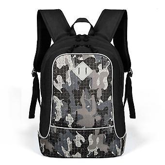 Boy Oxford Fabric Backpack