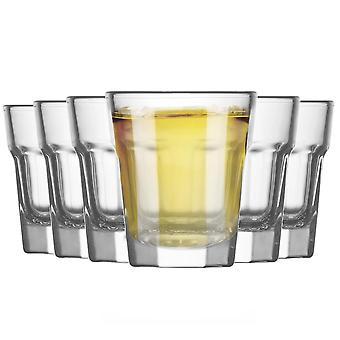 LAV Aras Liqueur Shot Glasses - 45ml - Pack de 6