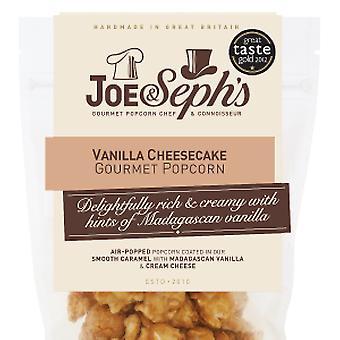 Vanilje Ostekake Popcorn