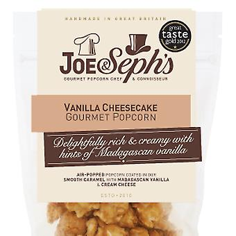 Vanilj Cheesecake Popcorn