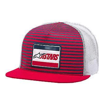 Alpinestars Dominate Trucker Hat - Red
