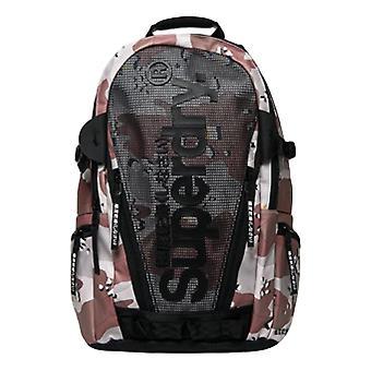 Superdry Desert Tarp Backpack - Desert Camo